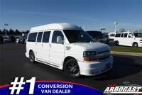 Pre-Owned 2013 Chevrolet Conversion Van Southern Comfort RWD Hi-Top