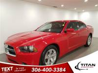 2012 Dodge Charger SXT Red Cam Bluetooth Nav Heated Seats PST Paid