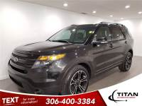 2015 Ford Explorer Sport 7 Pass Cam Nav Heated Leather Sunroof
