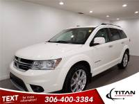 2011 Dodge Journey R/T AWD Leather Heated Seats Bluetooth PST Paid