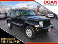 Used 2012 Jeep Liberty Sport 4x4 SUV in Rochester, NY