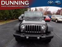 Used 2016 Jeep Wrangler Unlimited Sport For Sale In Ann Arbor