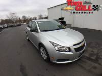 Pre-Owned 2014 Chevrolet Cruze LS FWD 4dr Car