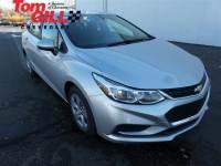 New 2018 Chevrolet Cruze LS FWD 4dr Car