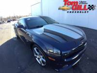 Pre-Owned 2010 Chevrolet Camaro 2SS RWD 2dr Car