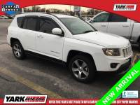 Certified Used 2016 Jeep Compass Latitude FWD SUV in Toledo