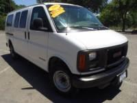 2001 GMC Savana Cargo 2500 3dr Van