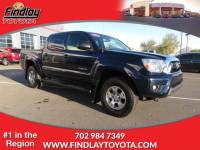 Certified Pre-Owned 2013 Toyota Tacoma 4WD Double Cab V6 AT 4WD