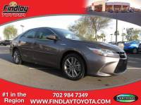 Certified Pre-Owned 2015 Toyota Camry Hybrid 4dr Sdn SE FWD 4dr Car