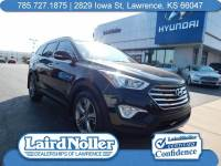Pre-Owned 2015 Hyundai Santa Fe Limited FWD 4D Sport Utility