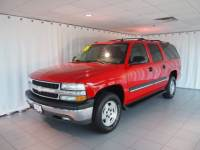 Pre-Owned 2005 Chevrolet Suburban 4WD 1500 LS 4WD 4dr SUV