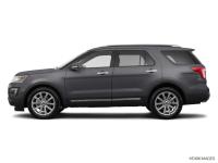 2016 Ford EXPLORER LIMI SUV