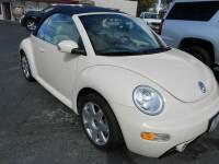 2003 Volkswagen New Beetle 2dr GLS 1.8T Turbo Convertible
