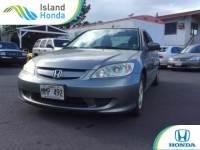2005 Honda Civic Hybrid w/ULEV in Honolulu