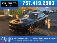 Used 2016 Dodge Challenger SRT Hellcat Coupe V-8 cyl For Sale at Priority