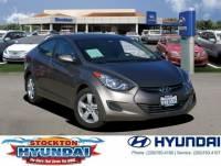 Used 2013 Hyundai Elantra Sedan For Sale Stockton, California