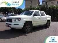 2008 Honda Ridgeline RTX in Honolulu