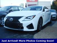 Pre-Owned 2015 Lexus RC F RWD 2D Coupe