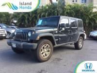 2015 Jeep Wrangler Unlimited Rubicon 4x4 in Honolulu