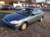 1998 Honda Civic LX 4dr Sedan