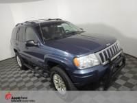 2004 Jeep Grand Cherokee Limited SUV V-8 cyl