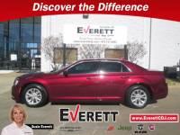 Certified Pre-Owned 2016 Chrysler 300 Limited Sedan For Sale Springdale, AR