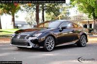 2015 Lexus RC 350 F SPORT LOADED Clean and only 14K MILES!!! CPO to 100K Mark Levinson/Blind Spot/One Owner/Moonroof