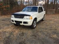 2004 Ford Explorer Limited 4WD 4dr SUV