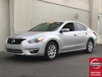 Certified 2015 Nissan Altima 2.5 S For Sale