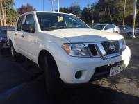 Certified Used 2017 Nissan Frontier SV Truck Crew Cab in San Leandro, CA