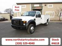 Used 2008 Ford F-450 4x4 Service Utility Truck