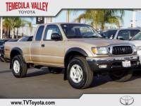 2003 Toyota Tacoma PreRunner V6 Truck Xtracab 4x2 in Temecula