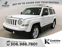Pre-Owned 2015 Jeep Patriot North 4x4 | Heated Seats | Sunroof | Remote Start 4WD Sport Utility