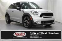 Used 2014 MINI Paceman John Cooper Works ALL4 Paceman SUV near Houston