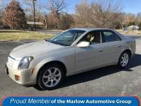 2007 CADILLAC CTS Luxury 4 Door 1SB Sedan