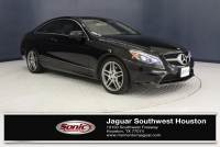 Used 2014 Mercedes-Benz E-Class E 350 2dr Cpe RWD Coupe in Houston