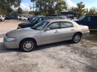 2008 Lincoln Town Car Signature Limited 4dr Sedan