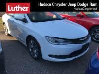 2015 Chrysler 200 S FWD Sedan