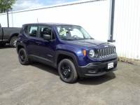 CERTIFIED PRE-OWNED 2017 JEEP RENEGADE SPORT 4WD