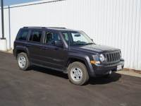 CERTIFIED PRE-OWNED 2017 JEEP PATRIOT SPORT FWD 4D SPORT UTILITY