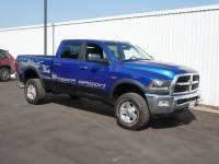 CERTIFIED PRE-OWNED 2015 RAM 2500 POWER WAGON 4WD