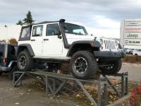 PRE-OWNED 2013 JEEP WRANGLER UNLIMITED SPORT SNORKEL, CUSTOM WHEELS AND TIRES! 4WD