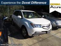 Used 2009 Acura MDX For Sale | Jacksonville FL