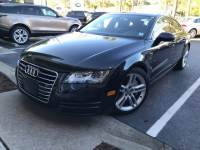 Pre-Owned 2014 Audi A7 3.0 Premium Plus All Wheel Drive Hatchback