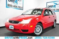 2005 Ford Focus ZXW SE ALLOY CRUISE CONTROL ROOF RAILS POWER ACCESSORIES
