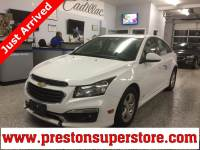 Used 2016 Chevrolet Cruze Limited 1LT Auto Sedan in Burton, OH