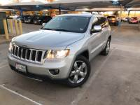 2012 Jeep Grand Cherokee Overland For Sale Near Fort Worth TX | DFW Used Car Dealer