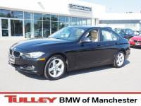 2014 Certified Used BMW 3 Series Sedan 328i xDrive Jet Black For Sale Manchester NH & Nashua | Stock:B171306A