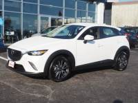 2017 Certified Used Mazda Mazda CX-3 SUV Touring Crystal White Pearl Mica For Sale Manchester NH & Nashua | Stock:MT17069L