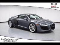Pre-Owned 2010 Audi R8 4.2 AWD